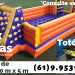 Superpromoções Aluguel Brinquedos Recreativos em Planaltina Goiás